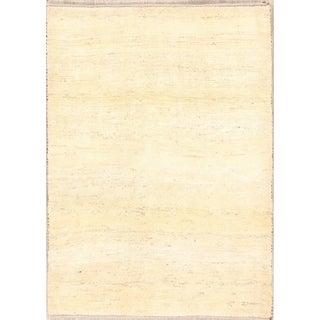"Hand Made Woolen Gabbeh Shiraz Persian Traditional Area Rug Oriental - 4'8"" x 3'4"""
