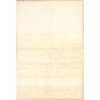 """Wool Traditional Shiraz Hand Knotted Gabbeh Persian Area Rug Oriental - 5'6"""" x 3'10"""""""