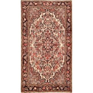 "Hamedan Handmade Vintage Persian Traditional Area Rug Oriental - 9'3"" x 4'11"""