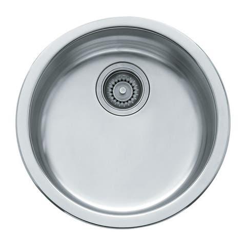 Franke Rotondo Drop-In Kitchen Sink - 18 x 18
