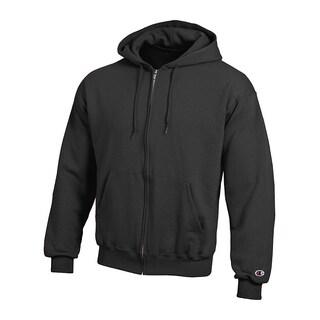 Champion Double Dry Action Fleece Full Zip Hood