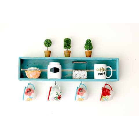 Simple Tea Shelf