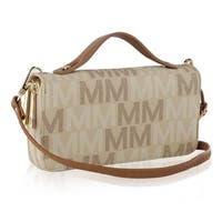 MKF Collection Jordyn M Wallet with Removable Strap by Mia K. Farrow