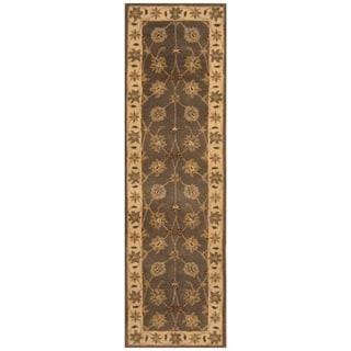 Handmade Mimana Wool Kilim (India) - 2'7 x 4'2