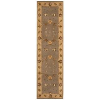 Handmade Mimana Wool Kilim (India) - 2'9 x 10'