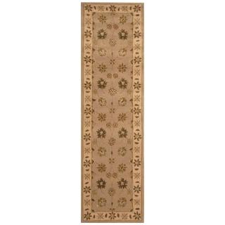 Handmade Mimana Wool Kilim (India) - 2'9 x 3'1