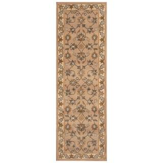 Handmade Mimana Wool Kilim (India) - 3'3 x 5'