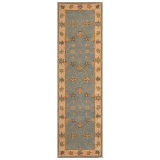 Handmade Mimana Wool Kilim (India) - 2'9 x 4'3