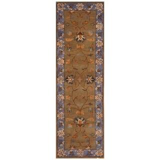 Handmade Mimana Wool Kilim (India) - 3'1 x 5'
