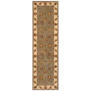 Handmade Mimana Wool Kilim (India) - 2'8 x 9'6