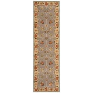 Handmade Mimana Wool Kilim (India) - 2'8 x 9'8