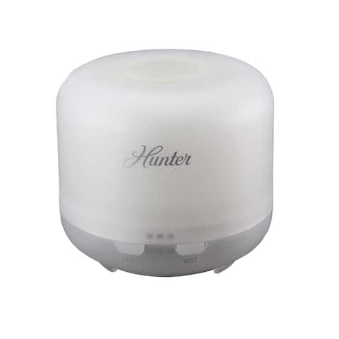Hunter Aromatic LED Ultrasonic Humidifier