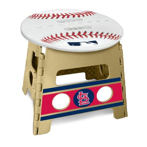 MLB - St. Louis Cardinals Folding Step Stool