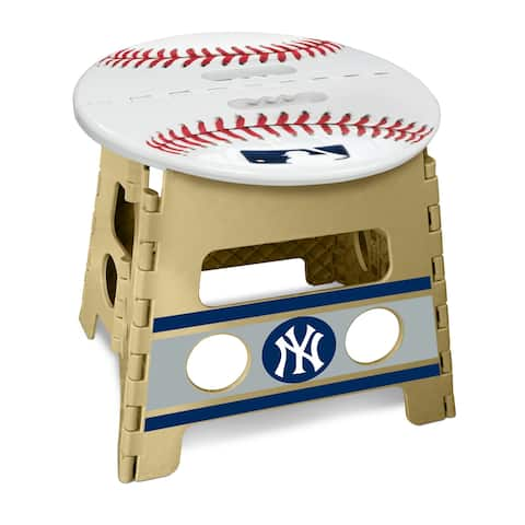 MLB - New York Yankees Folding Step Stool