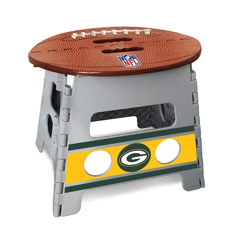 NFL - Green Bay Packers Folding Step Stool