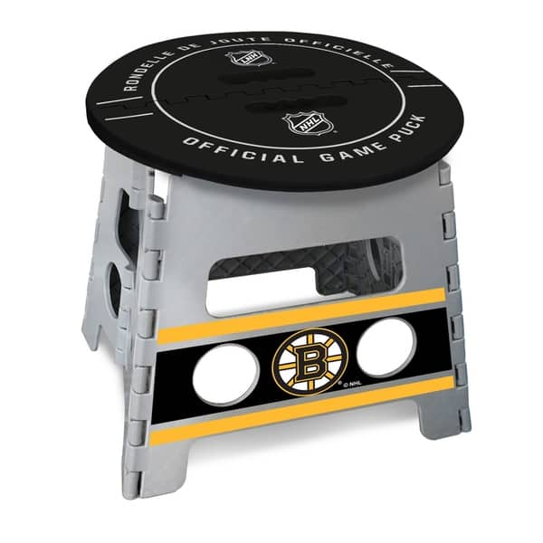 huge selection of 5abca fe906 NHL - Boston Bruins Folding Step Stool