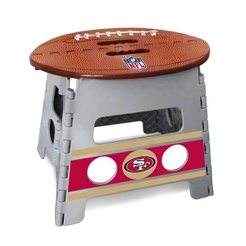 NFL - San Francisco 49ers Folding Step Stool