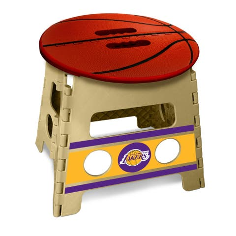 NBA - Los Angeles Lakers Folding Step Stool