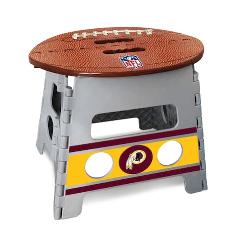 NFL - Washington Redskins Folding Step Stool