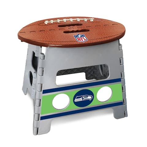 NFL - Seattle Seahawks Folding Step Stool