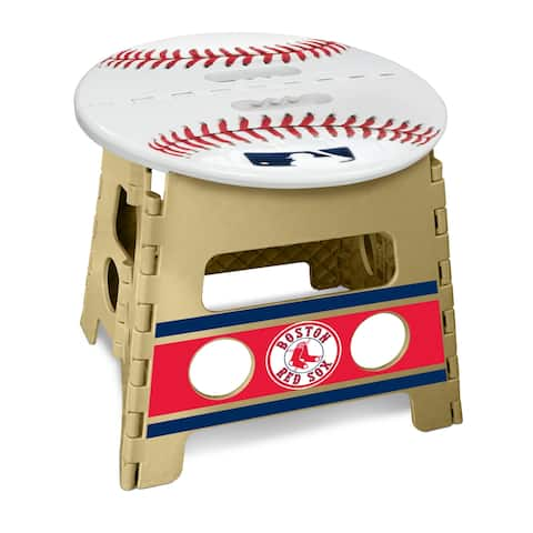 MLB - Boston Red Sox Folding Step Stool