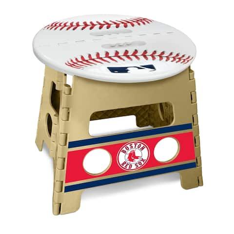 MLB - Boston Red Sox Folding Step Stool