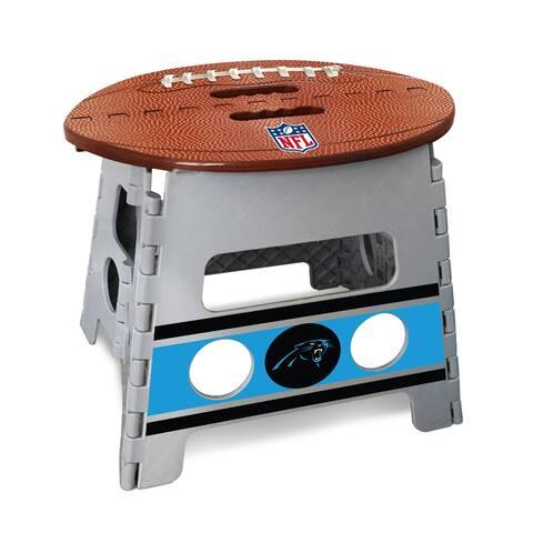NFL - Carolina Panthers Folding Step Stool