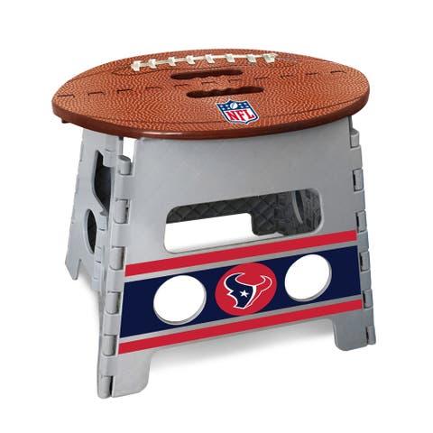 NFL - Houston Texans Folding Step Stool