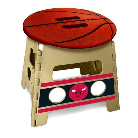 NBA - Chicago Bulls Folding Step Stool