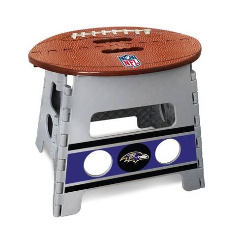 NFL - Baltimore Ravens Folding Step Stool