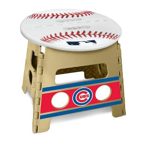 MLB - Chicago Cubs Folding Step Stool