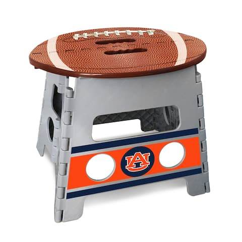 NCAA Auburn University Folding Step Stool