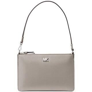 MICHAEL Michael Kors Soft Leather Convertible Clutch