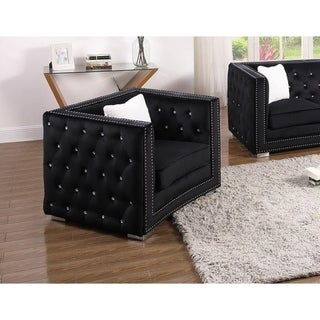 Best Master Furniture Upholstered Living Room Chair