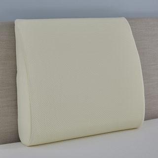 Slumber Solutions Teardrop Wedge Memory Foam Pillow