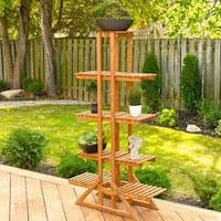 5-Tier Indoor Outdoor Plant Stand