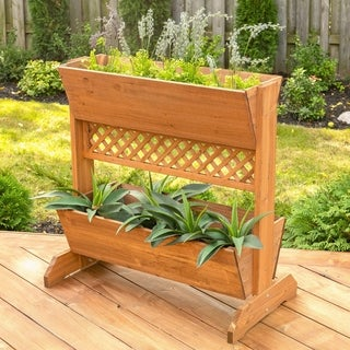 2-Tier Space Divider Planter