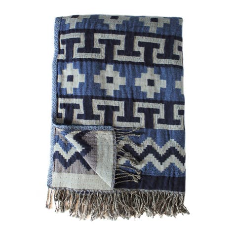 Bohemian Blend Collection Mojave Throws