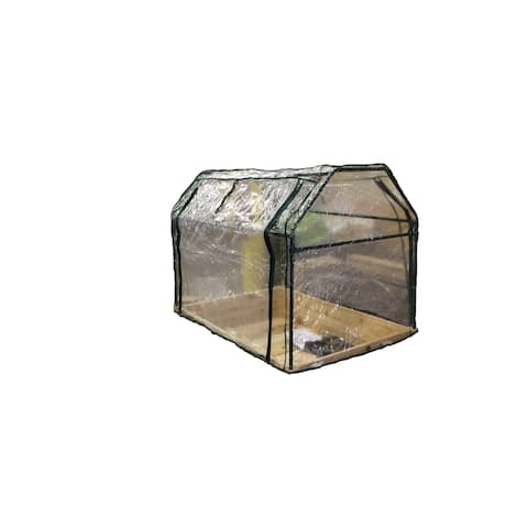 EDEN Medium Raised Garden Optional Enclosure -Enclosure Only - 2FT X 3FT