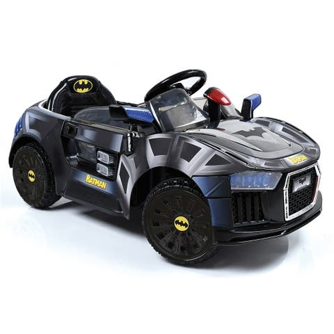 Hauck Batmobile 6V Battery Powered Electric Ride-On Sports Car (Batman)