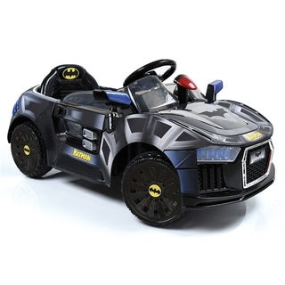 Hauck Batmobile 6V Battery Powered Electric Ride-On Sports Car (Batman)