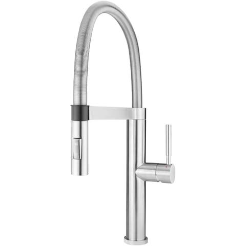 Geyser GF83-S Andorra Series Stainless Steel Magnetic-Docking Kitchen Faucet