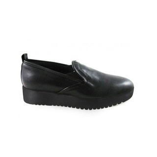 Ethem Woment's Slip-on Loafers in Savage Black