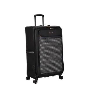 Isaac Mizrahi Soho 28-inch 8-Wheel Spinner Luggage - N/A