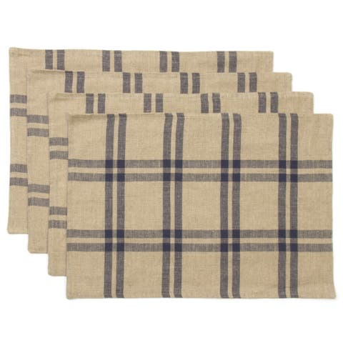 Leo Placemats Set of 4