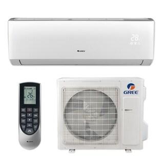 Gree LIVS36HP230V1B - 36,000 BTU 16 SEER LIVO+ Wall Mount Ductless Mini Split A/C Heat Pump 208-230V (A/C & Heater)