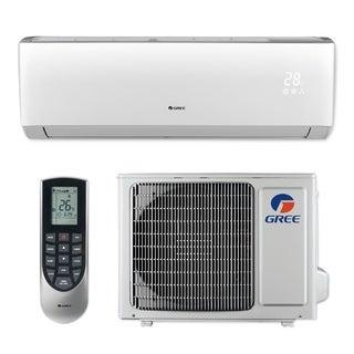 Gree LIVS09HP115V1B - 9,000 BTU 16 SEER LIVO+ Wall Mount Ductless Mini Split A/C Heat Pump 115V (A/C & Heater)