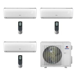 Gree MULTI24CVIR303 - 24,000 BTU Multi21+ Tri-Zone Wall Mount Mini Split A/C Heat Pump 208-230V (9-12-12) (A/C & Heater)
