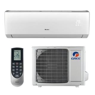 Gree LIVS12HP115V1B - 12,000 BTU 16 SEER LIVO+ Wall Mount Ductless Mini Split A/C Heat Pump 115V (A/C & Heater)