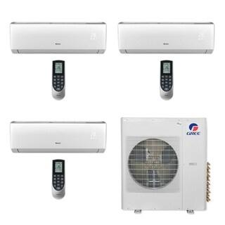 Gree MULTI36CLIV301 - 36,000 BTU Multi21+ Tri-Zone Wall Mount Mini Split A/C Heat Pump 208-230V (9-9-12) (A/C & Heater)